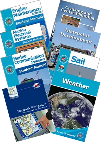 elective boating courses